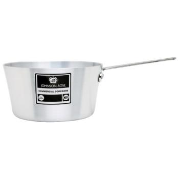 JHR5908 - Johnson Rose - 5908 - 8 qt Aluminum Sauce Pan with Helper Handle Product Image