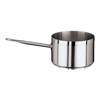 WOR1110624 - World Cuisine - 11106-24 - Grand Gourmet 6 7/8 qt Stainless Steel Sauce Pan Product Image
