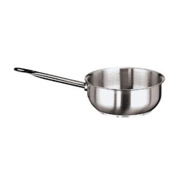WOR1111320 - World Cuisine - 11113-20 - Grand Gourmet 2 3/8 qt Stainless Steel Saucier Product Image