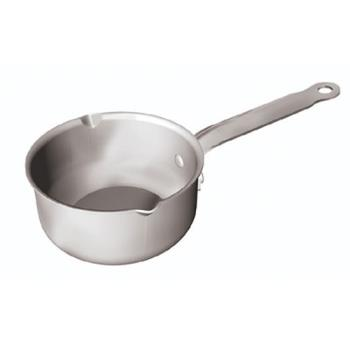 WOR1251110 - World Cuisine - 12511-10 - .4 qt Stainless Steel Mini Sauce Pan Product Image