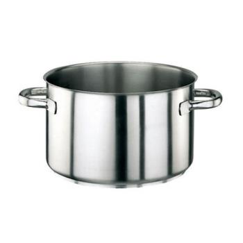 WOR1100728 - World Cuisine - 11007-28 - Series 1000 10 1/4 qt Stainless Steel Sauce Pot Product Image