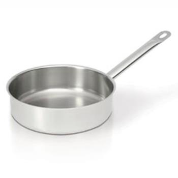 78101 - Homichef - HOM512808 - 5.4 qt Stainless Steel Saute Pan Product Image