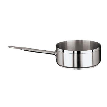 WOR1110820 - World Cuisine - 11108-20 - Grand Gourmet 2 5/8 qt Stainless Steel Sauté Pan Product Image