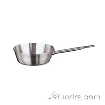 "WOR1611336 - World Cuisine - 16113-36 - 14 1/8"" Non-Stick Splayed Sauté Pan Product Image"