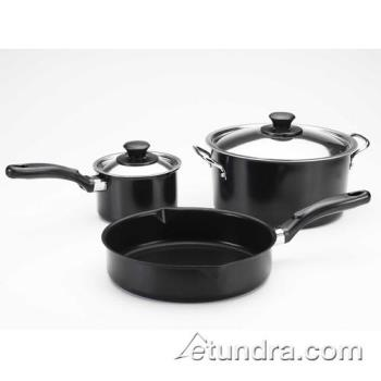NRW12655 - Nordic Ware - 12655 - 5 Piece Aluminized Steel Cookware Set Product Image