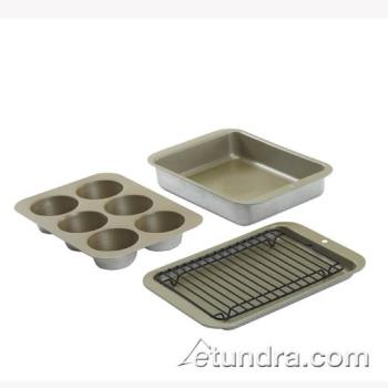 NRW43215 - Nordic Ware - 43215 - 5 Piece Aluminized Steel Cookware Set Product Image