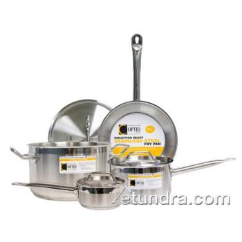 LINN3822 - Vollrath - N3822 - 7 Pc Stainless Steel Cookware Set Product Image