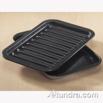 NRW41831 - Nordic Ware - 41831 - 14.87 in x 9.75 in Aluminized Steel Broiler Pan Set Product Image