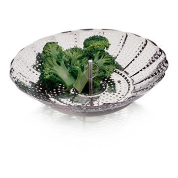 FCP10957 - Focus Foodservice - 10957 - 9 in Round Steamer Basket Product Image