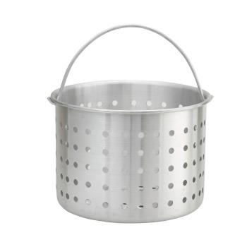 WINALSB32 - Winco - ALSB-32 - Winware 32 qt Aluminum Steamer Basket Product Image