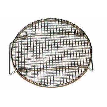 WINSTR10 - Winco - STR-10 - 10 3/7 in Round Steamer Rack Product Image
