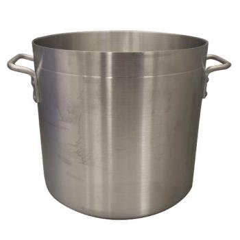 78176 - Crestware - BLANCH POT - 20 qt Aluminum Blanching Stock Pot Product Image