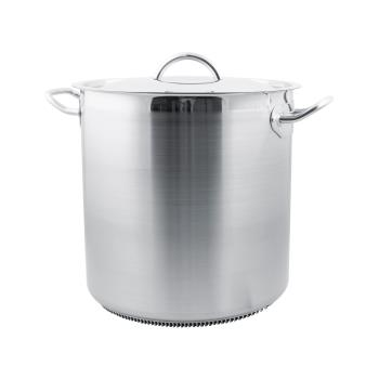 78171 - Turbo Pot - TPS5008 - Turbo Pot 38.7 Qt Stock Pot w/ Lid Product Image