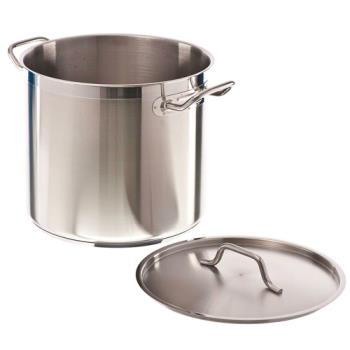 78640 - Update  - SPS-16 - SuperSteel® 16 qt Stainless Steel Stock Pot Product Image