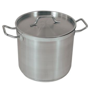 78640 - Update - SPS-16 - 16 qt Stainless Steel SuperSteel® Stock Pot Product Image