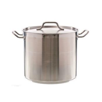76524 - Update - SPS-20 - SuperSteel® 20 Qt Stock Pot Product Image