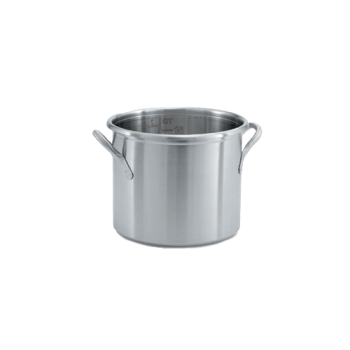 VOL77600 - Vollrath - 77600 - 16 qt Tri-Ply Stainless Steel Stock Pot Product Image