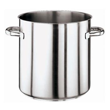 WOR1100140 - World Cuisine - 11001-40 - Series 1000 52 3/4 qt Stainless Steel Stock Pot Product Image