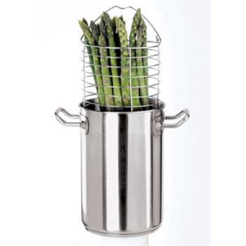 WOR1203716 - World Cuisine - 12037-16 - Stainless Steel Asparagus Steamer Set Product Image