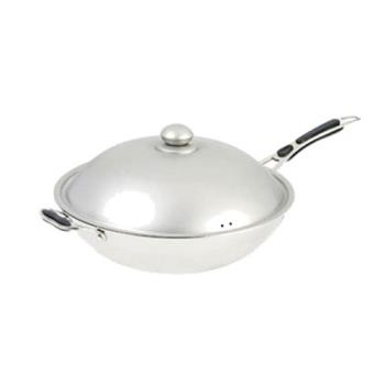 ADCINDWOK - Adcraft - IND-WOK - Induction Wok with Cover Product Image