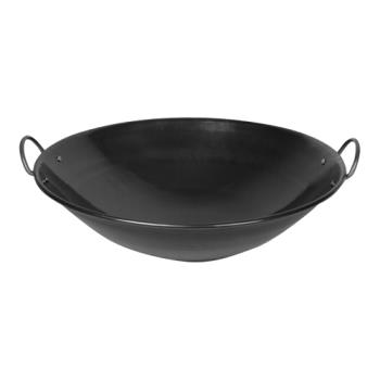 THGIRWC002 - Thunder Group - IRWC002 - 21 1/2 in Curved Rim Wok Product Image
