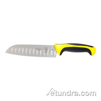 "59315 - Mercer - M22707YL - Millennia Primary4™ Yellow 7"" Santoku Knife Product Image"
