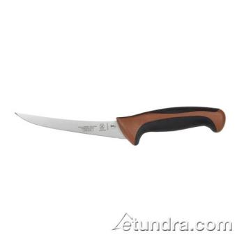 "MECM23820BR - Mercer Cutlery - M23820BR - Mellennia 6"" Brown Handle Curved Boning Knife Product Image"