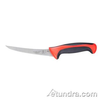 MECM23820RD - Mercer - M23820RD - Millennia Primary4 6 in Red Curved Boning Knife Product Image