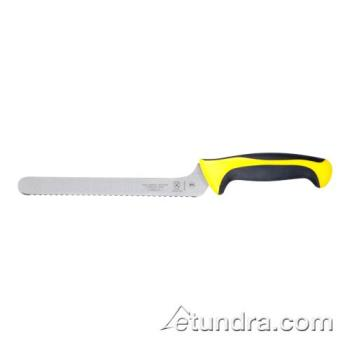 "59332 - Mercer - M22418YL - Millennia Primary4™ Yellow 8"" Offset Knife Product Image"