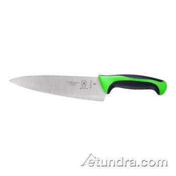 "59314 - Mercer - M22608GR - Millennia Primary4™ Green 8"" Chef Knife Product Image"