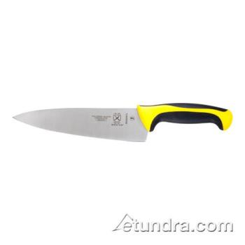 "59335 - Mercer - M22608YL - Millennia Primary4™ Yellow 8"" Chef Knife Product Image"