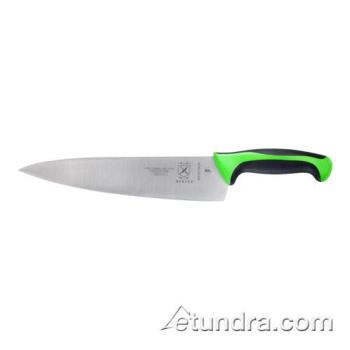 "59319 - Mercer - M22610GR - Millennia Primary4™ Green 10"" Chef Knife Product Image"