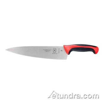 MECM22610RD - Mercer - M22610RD - Millennia Primary4 10 in Red Chef Knife Product Image