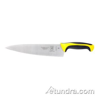 MECM22610YL - Mercer - M22610YL - Millennia Primary4 10 in Yellow Chef Knife Product Image