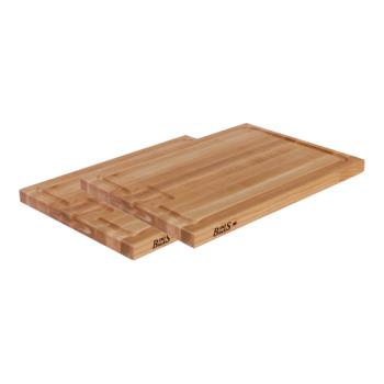 JHBAUJUS2 - John Boos - AUJUS-2 - 24 in x 18 in x 1 1/2 in Au Jus Boards Product Image