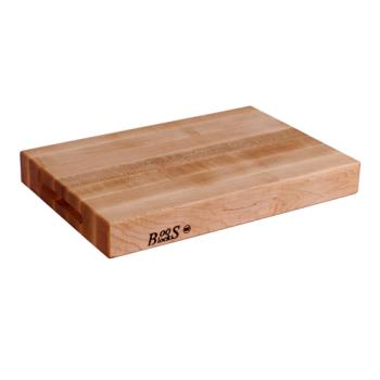 JHBRA01 - John Boos - RA01 - 18 in x 12 in x 2 1/4 in Cutting Board Product Image