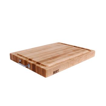 JHBRAFR2418 - John Boos - RAFR2418 - 24 in x 18 in x 2 1/4 in Grooved Cutting Board Product Image