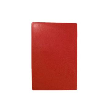 TABCB1824RA - Tablecraft - CB1824RA - 18 in x 24 in Red Cutting Board Product Image