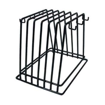 WINCB6K - Winco - CB-6K - 6 Slot Wire Cutting Board Rack Product Image