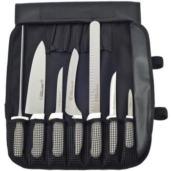 97561 - Dexter Russell - SSCC-7 - 7  Piece Sani-Safe® Cutlery Set Product Image