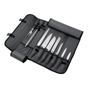 59328 - Mercer - M21810 - Genesis® 10-Piece Forged Knife Case Set Product Image