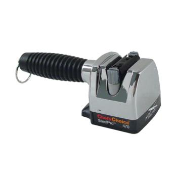 85338 - Chef's Choice - 470 - Steel Pro Manual 2 Stage Knife Sharpener Product Image