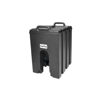 CAM1000LCD110 - Cambro - 1000LCD110 - 11 3/4 gal Black Camtainer® Hot/Cold Beverage Carrier Product Image