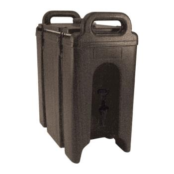 95170 - Cambro - 250LCD131 - 2 1/2 gal Brown Camtainer® Beverage Carrier Product Image