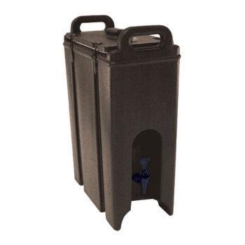 95171 - Cambro - 500LCD131 - 4 3/4 gal Brown Camtainer® Beverage Carrier Product Image