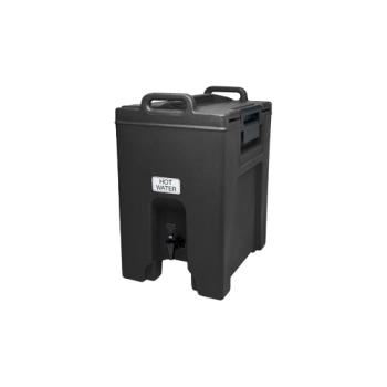 CAMUC1000110 - Cambro - UC1000 - Ultra Camtainer 10 1/2 gal Black Beverage Carrier Product Image