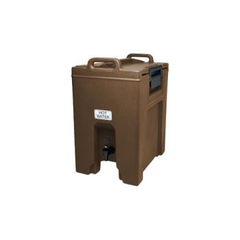 CAMUC1000131 - Cambro - UC1000131 - Ultra Camtainer® 10 1/2 gal Brown Beverage Carrier Product Image