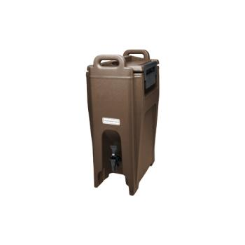 CAMUC500131 - Cambro - UC500131 - Ultra Camtainer® 5 1/4 gal Brown Beverage Carrier Product Image