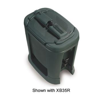 CFSXB303 - Carlisle - XB303 - Slide 'N Seal™ 3 gal Insulated Beverage Carrier Product Image