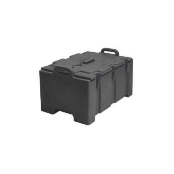 CAM100MPCHL110 - Cambro - 100MPCHL110 - Camcarrier Full Size 8 in Deep Black Pan Carrier Product Image